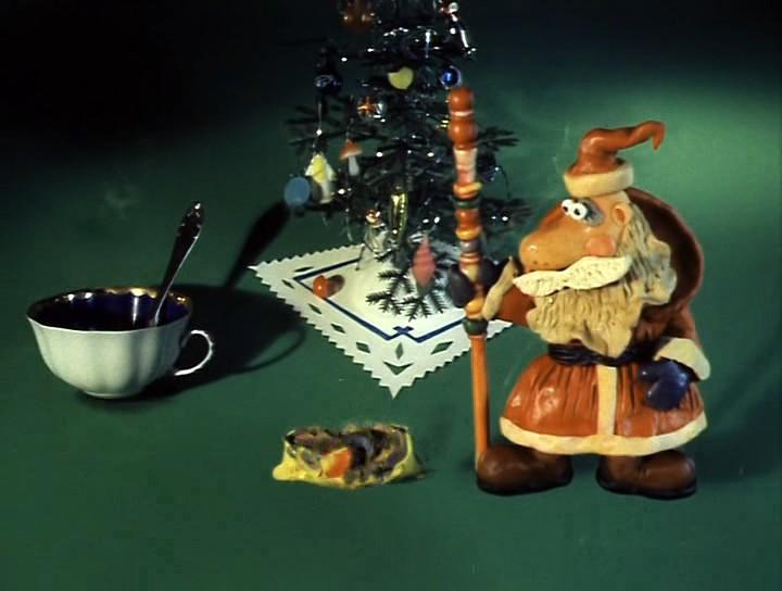 Новогодняя песенка Деда Мороза смотреть онлайн