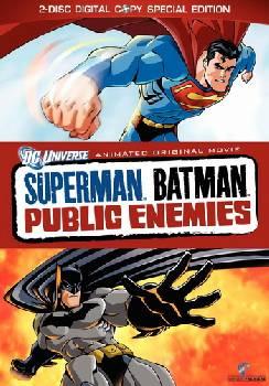 Супермен/Бэтмен: Враги общества смотреть онлайн