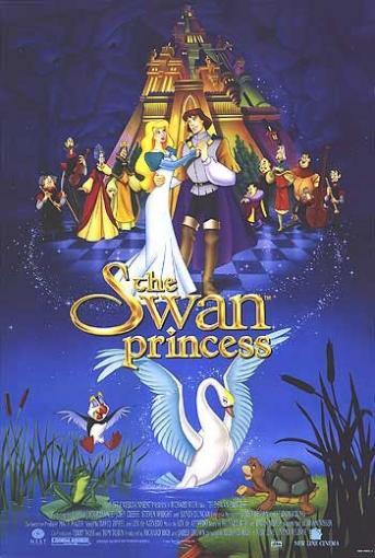 Принцесса лебедь смотреть онлайн
