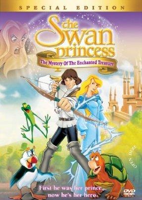 Принцесса Лебедь 3: Тайна заколдованного сокровища смотреть онлайн