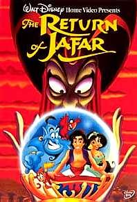 Алладин 2 - Возвращение Джафара смотреть онлайн