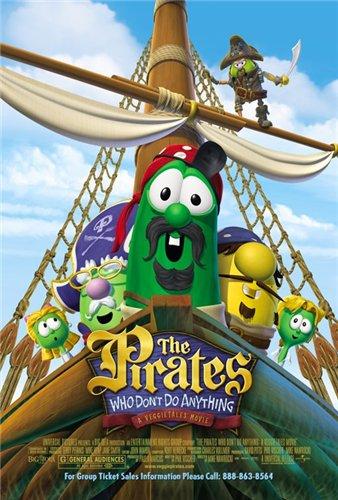 Приключения Пиратов в стране овощей смотреть онлайн