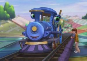 Приключения маленького паровозика смотреть онлайн