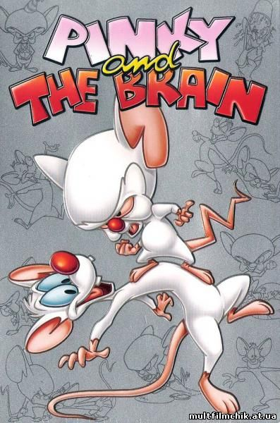 Пинки и Брейн 3 сезон смотреть онлайн