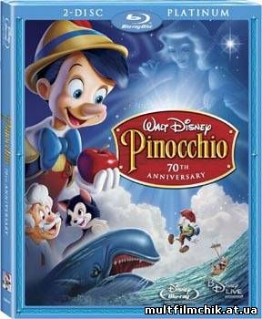 Пиноккио (1940) смотреть онлайн